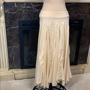 Hardtail super full hi/lo maxi skirt